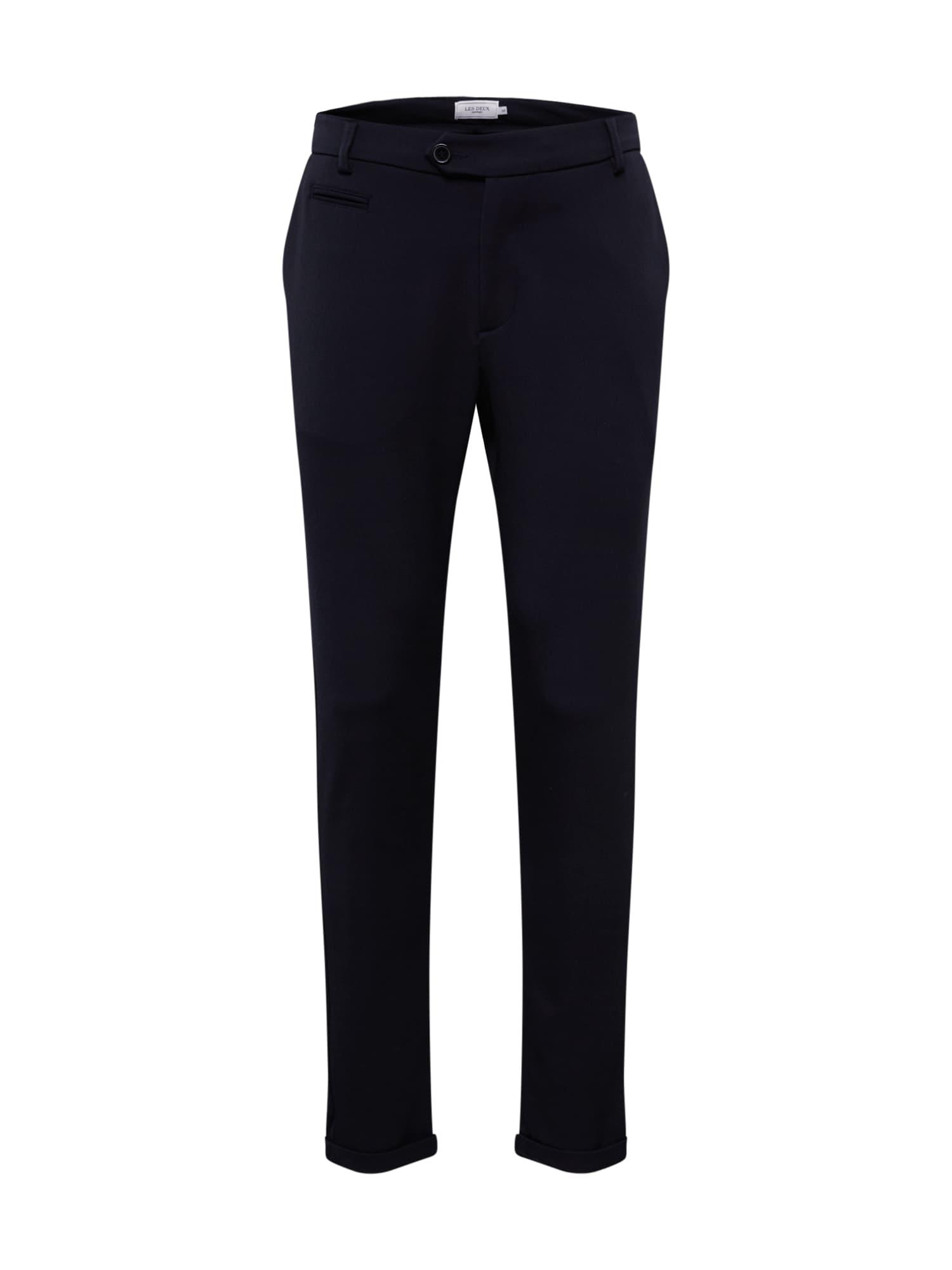 Les Deux Nohavice 'Como Suit Pants'  námornícka modrá
