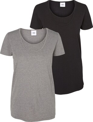 MAMALICIOUS Still-Shirt 2er-Pack