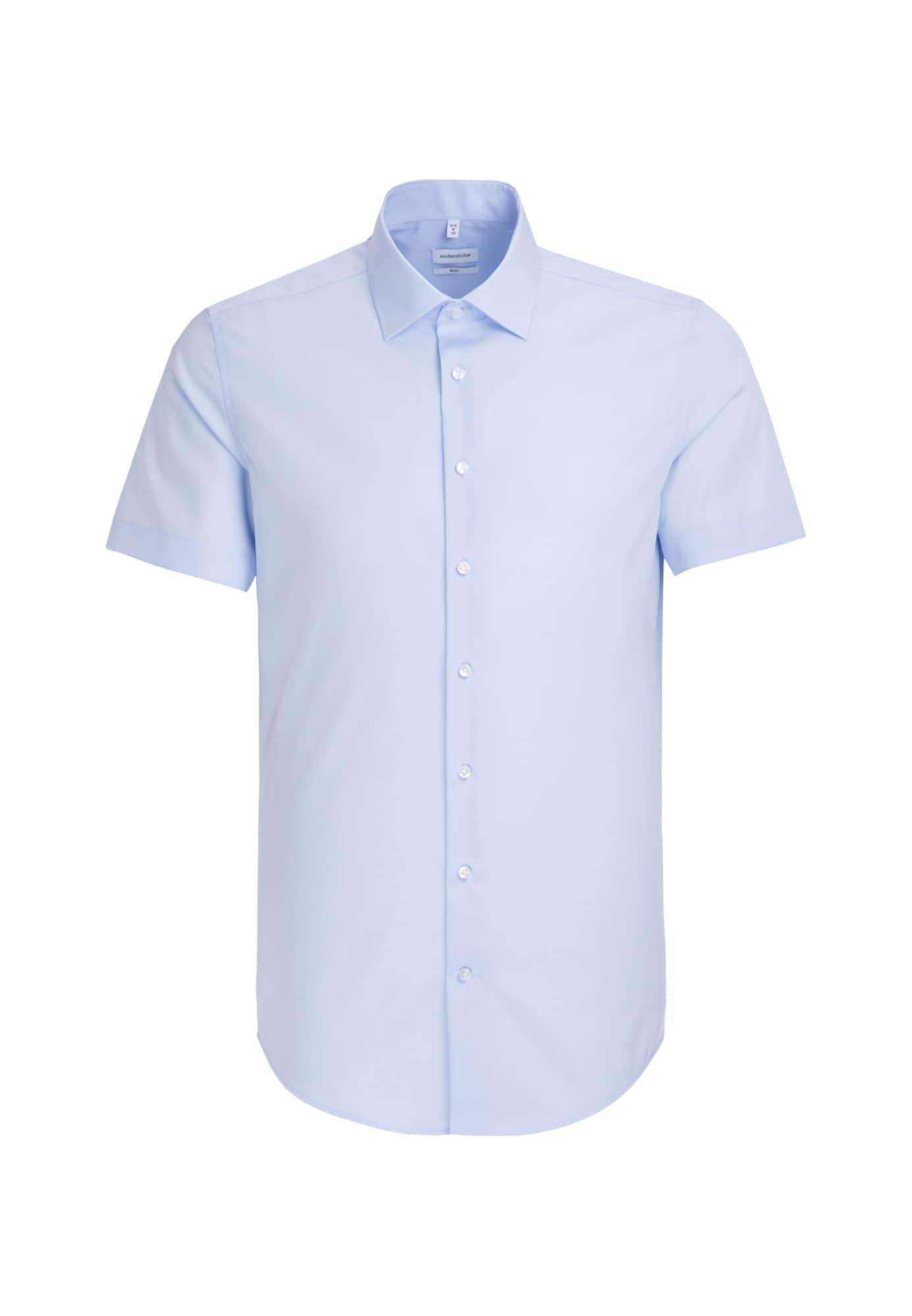 SEIDENSTICKER Marškiniai šviesiai mėlyna