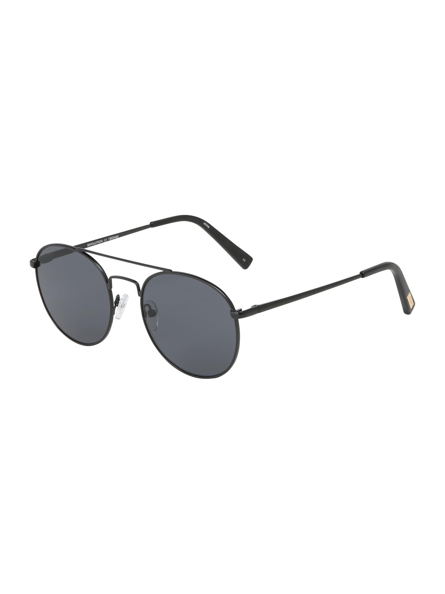 Sluneční brýle Revolution LTD. Edition černá LE SPECS