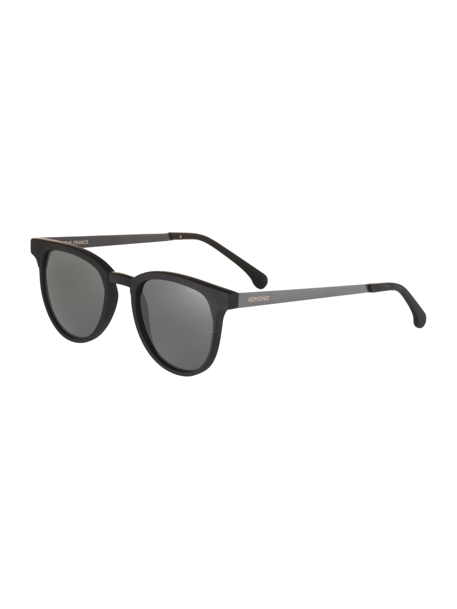 Sluneční brýle Francis černá Komono