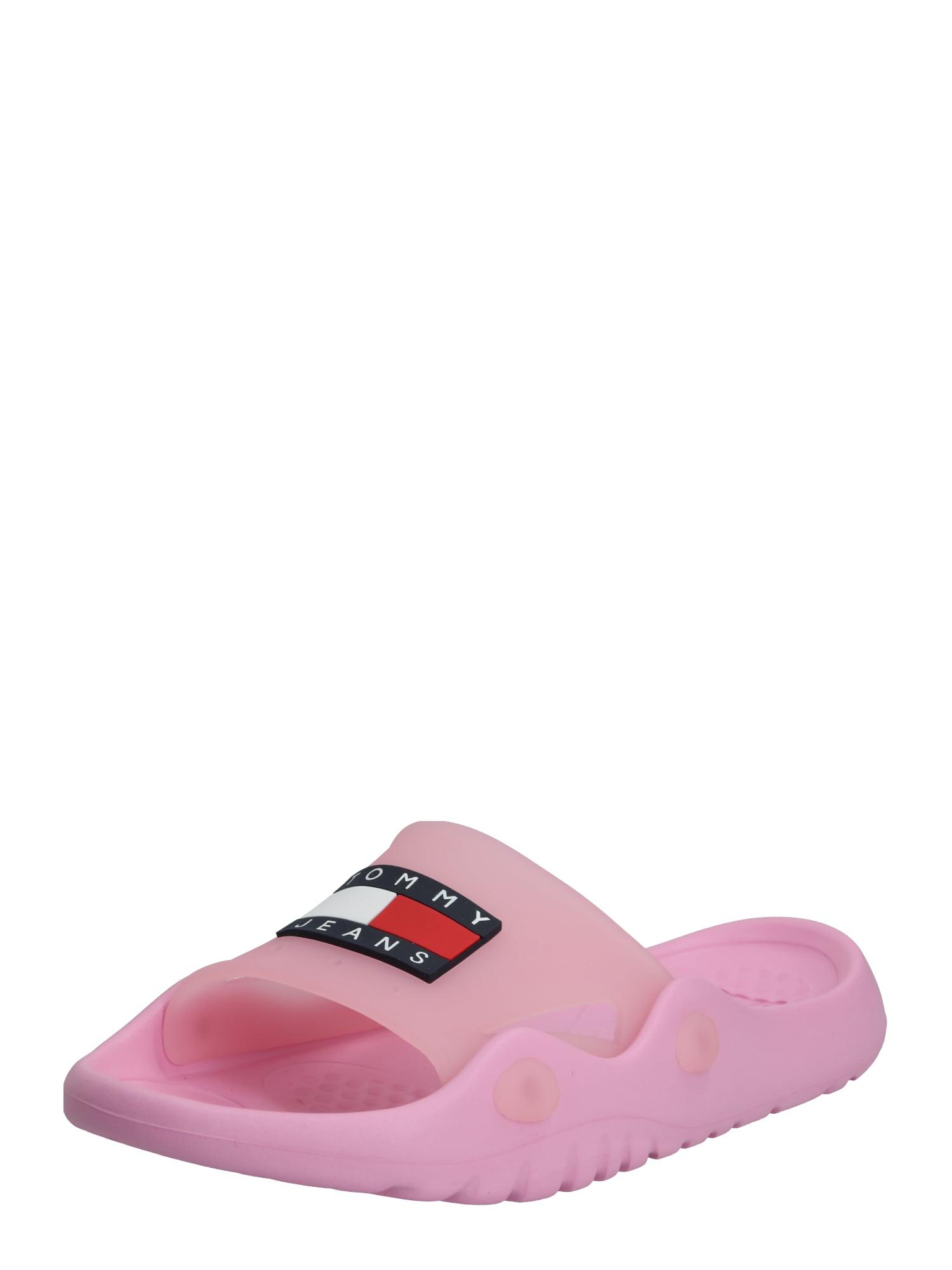 Tommy Jeans Saboți 'WMN FREEDOM 1V'  roz