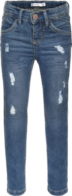 NAME IT Skinny Fit Jeans Super-Stretch-