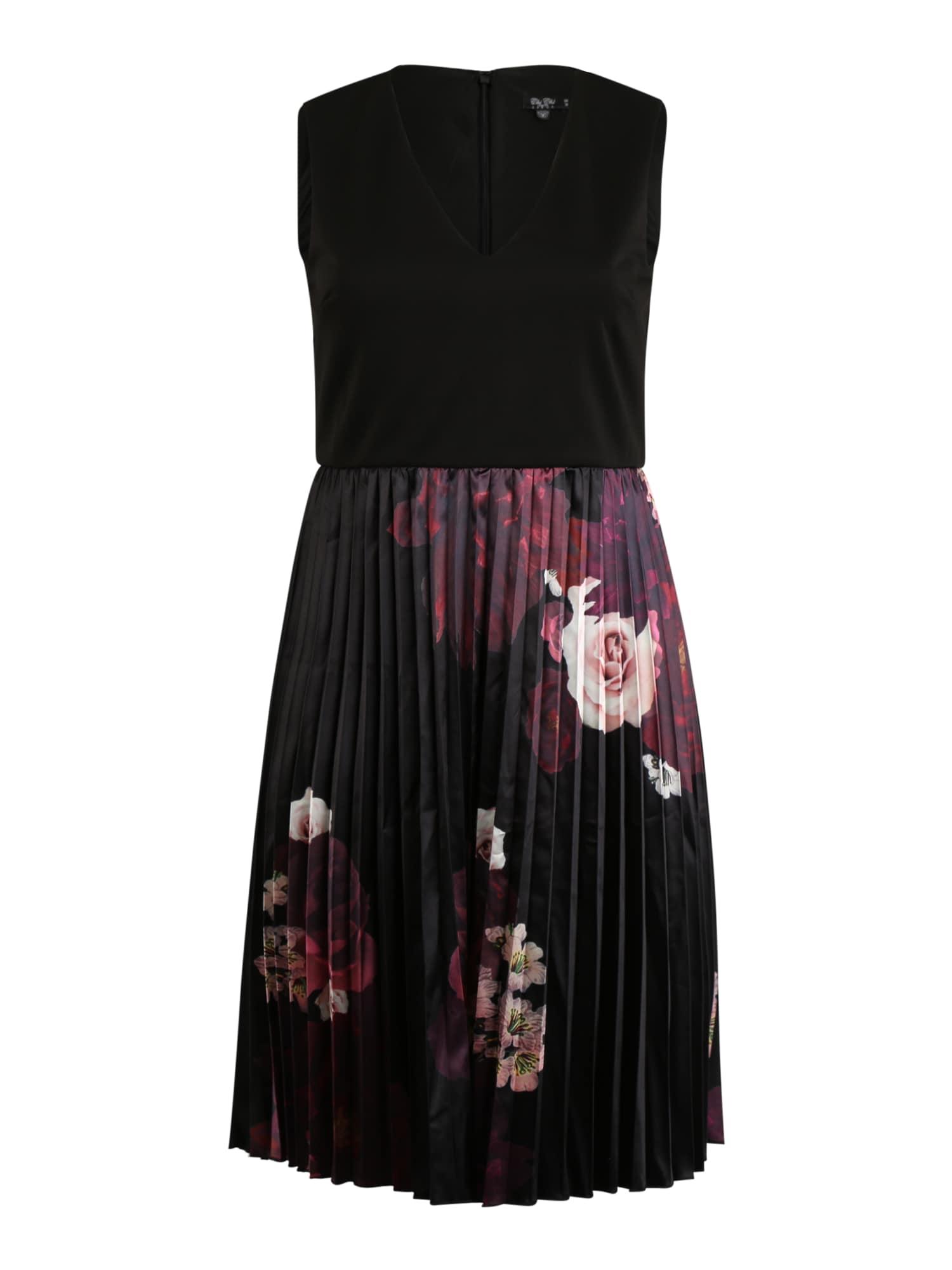 Chi Chi Curve Kokteilinė suknelė 'Arden' juoda