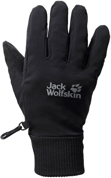 Handschuhe für Frauen - JACK WOLFSKIN 'STORMLOCK SUPERSONIC XT GLOVE' Outdoorhandschuhe schwarz  - Onlineshop ABOUT YOU