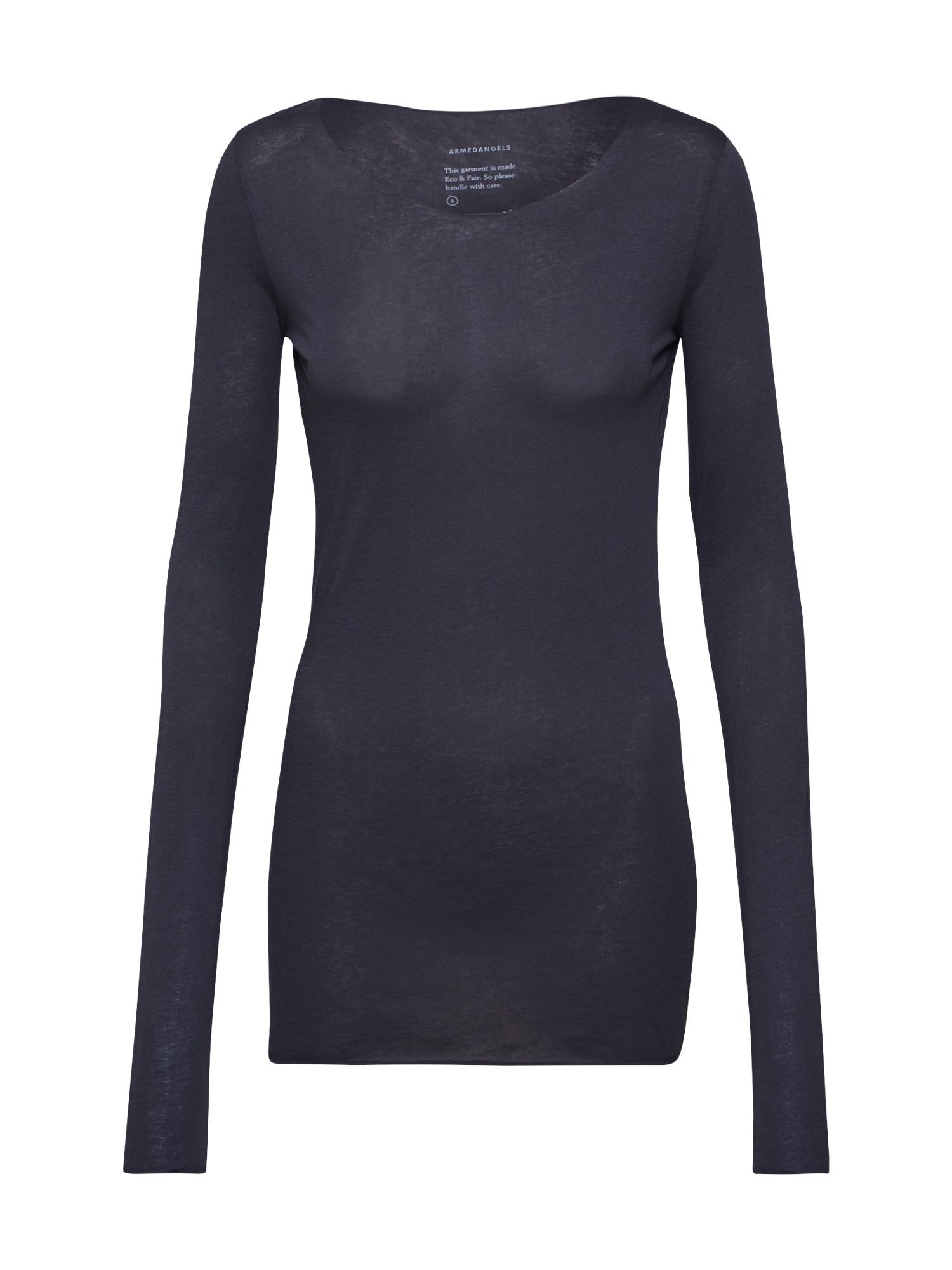 ARMEDANGELS Marškinėliai 'EVVAA ' juoda