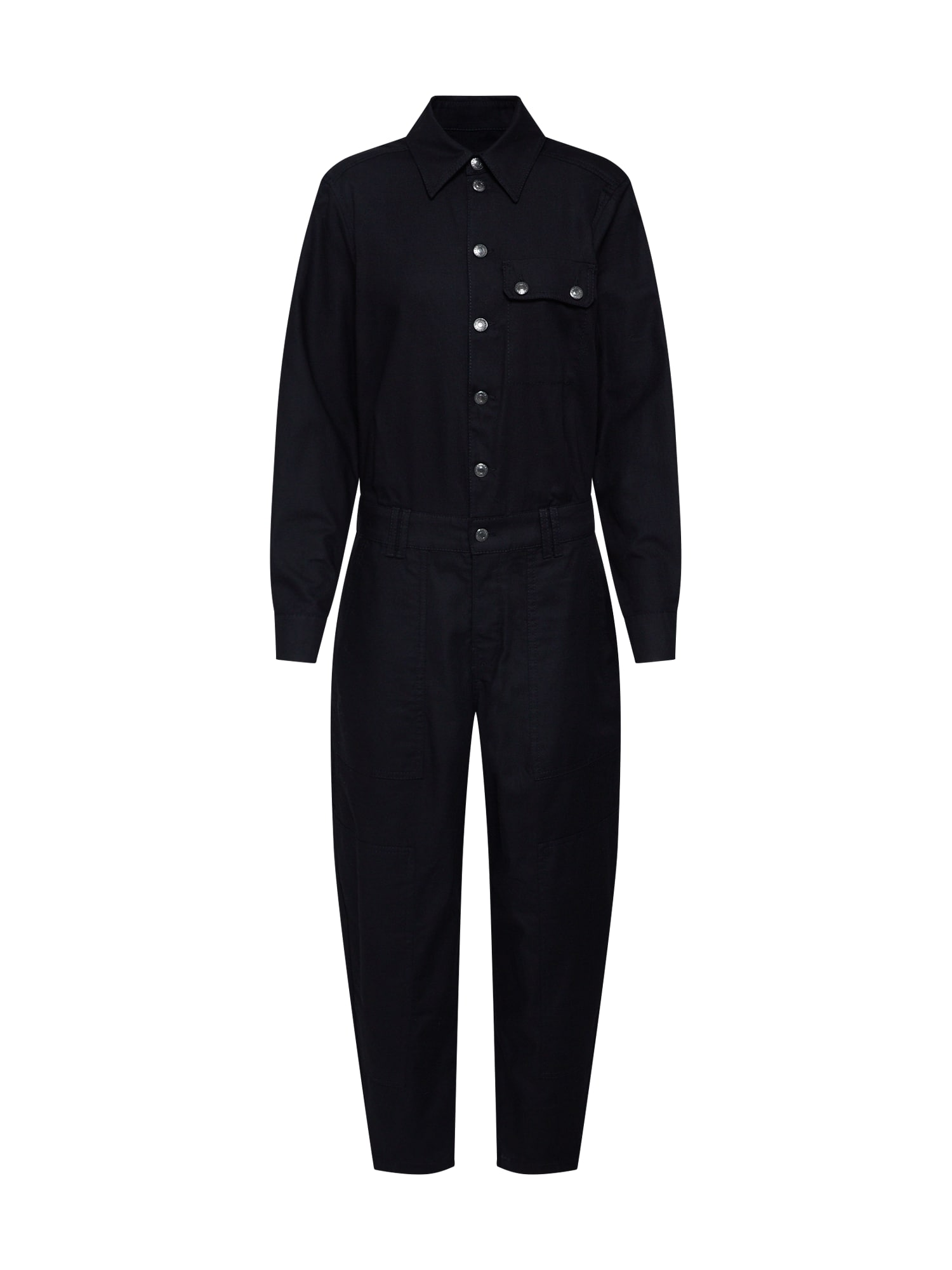 DRYKORN Kombinezono tipo kostiumas 'MARJAM' juoda