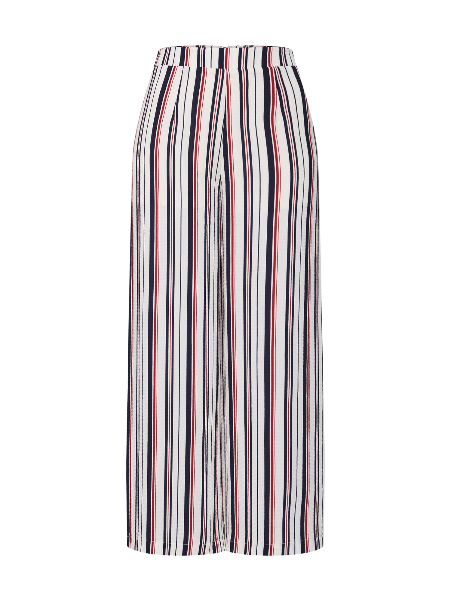 Kalhoty Side Line Pants mix barev bílá Parallel Lines