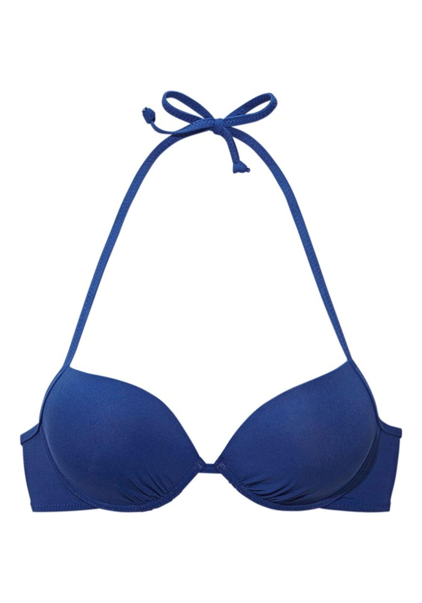 Horní díl plavek Happy modrá BUFFALO