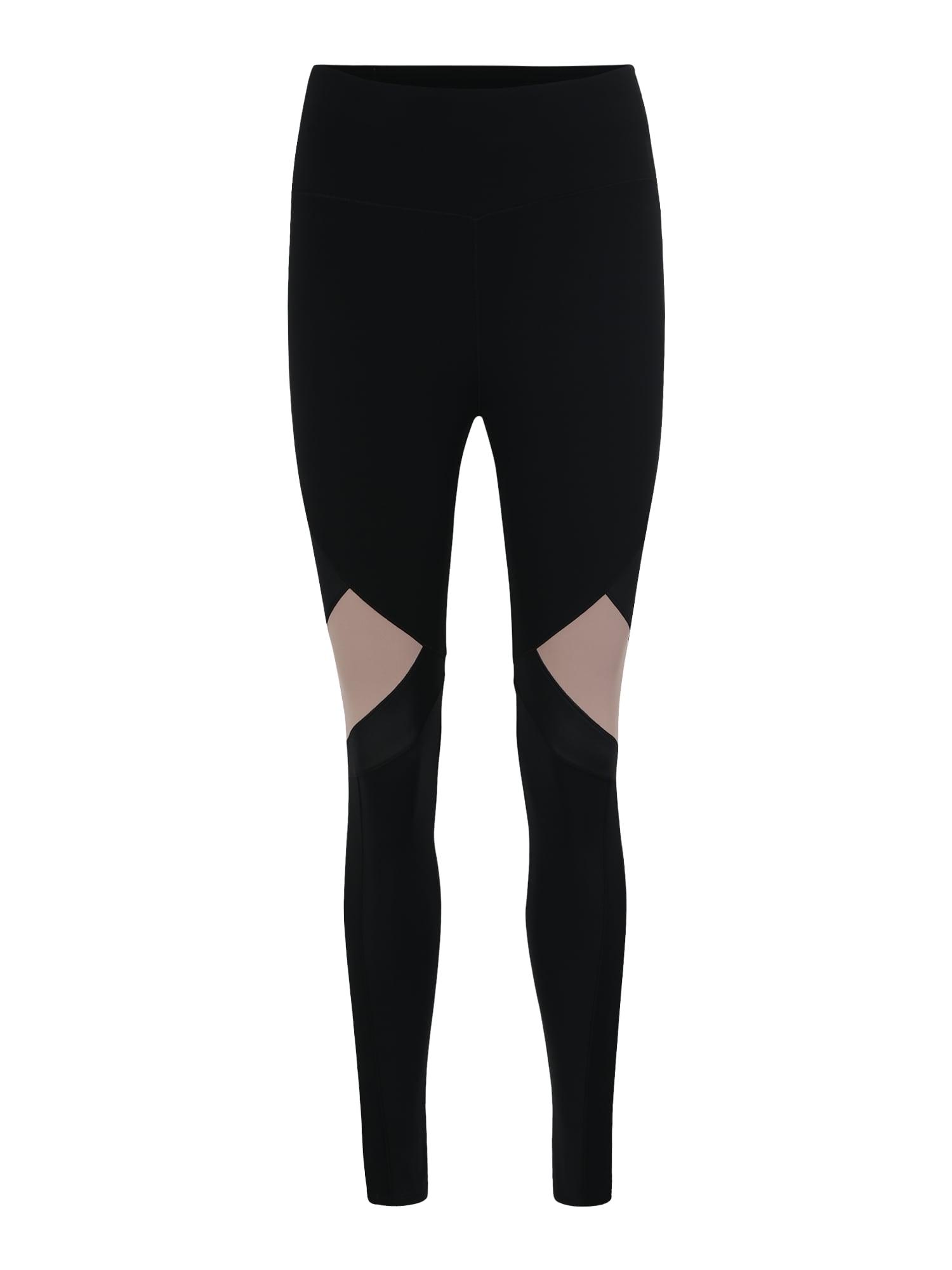 Sportovní kalhoty růžová černá ESPRIT SPORTS