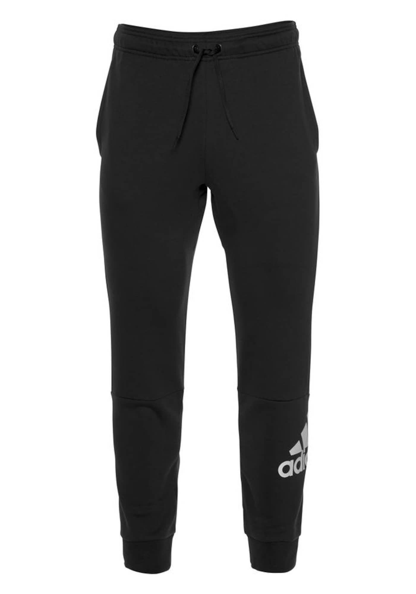 ADIDAS PERFORMANCE Sportinės kelnės 'Mh Bos' juoda