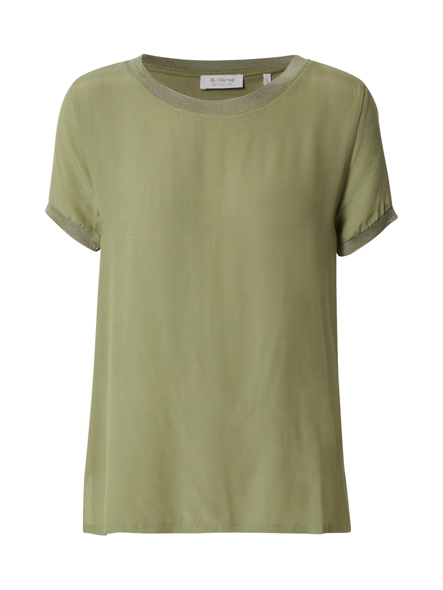Rich & Royal Marškinėliai žalia