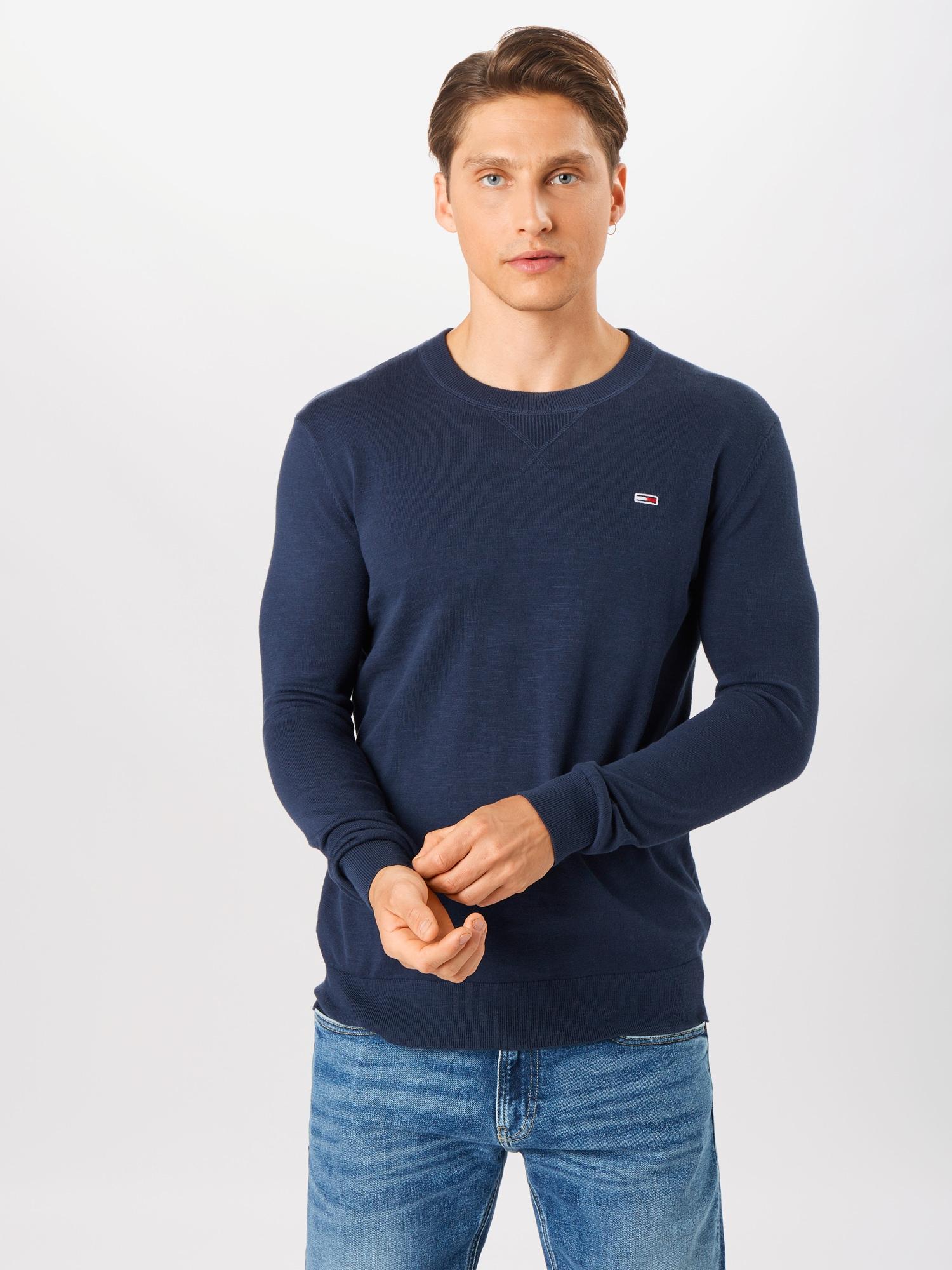 Tommy Jeans Tröja  marinblå