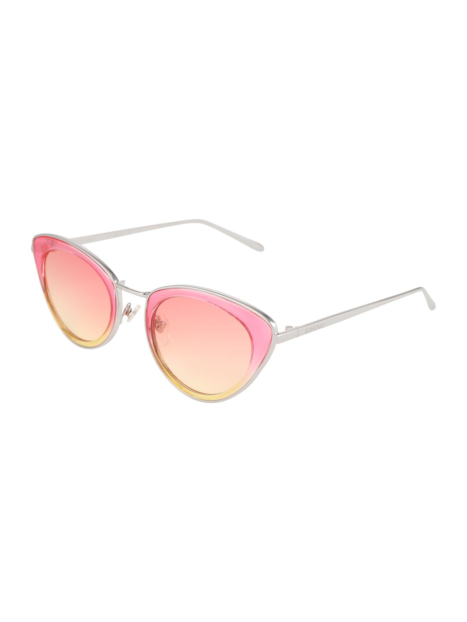 Sluneční brýle Bethany Noon pink Komono