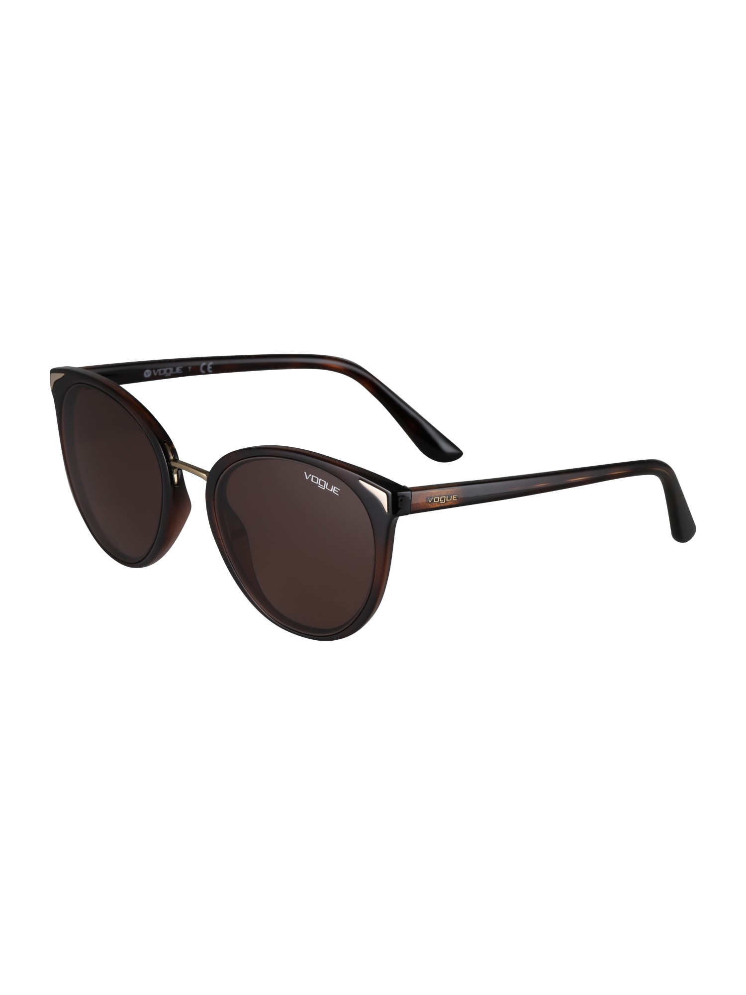 VOGUE Eyewear Akiniai nuo saulės ruda
