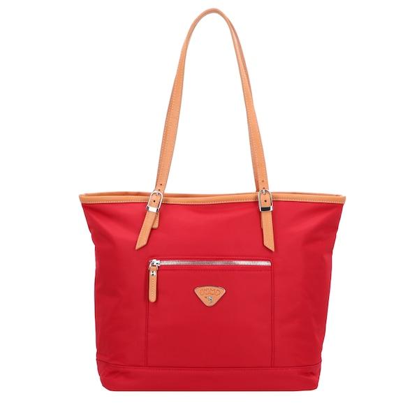 Shopper für Frauen - Shopper 'Cassis Riviera' › Jump › orange rot  - Onlineshop ABOUT YOU
