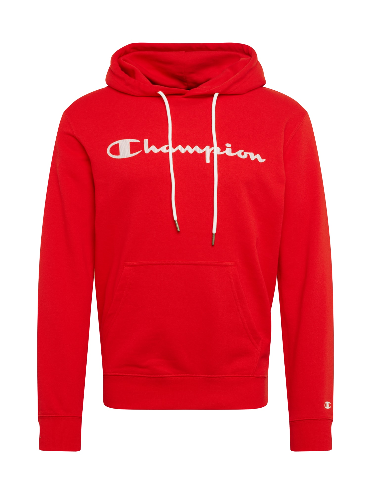 Champion Authentic Athletic Apparel Megztinis be užsegimo raudona