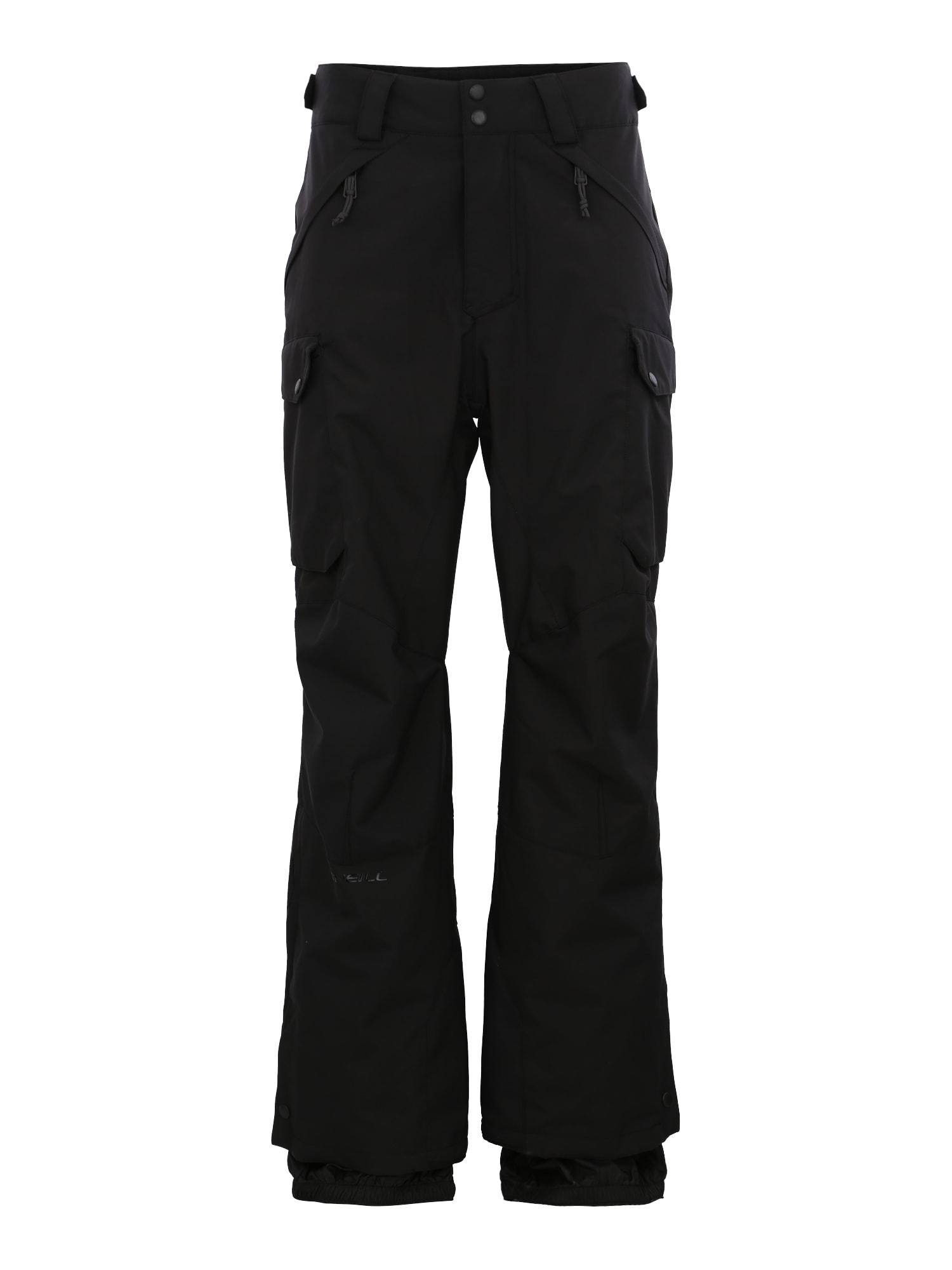 O'NEILL Sportinės kelnės 'EXALT' pilka / juoda