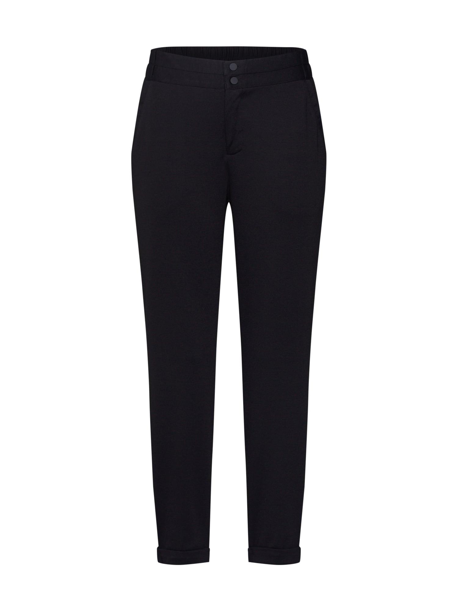 Freequent Chino stiliaus kelnės 'NANNI' juoda