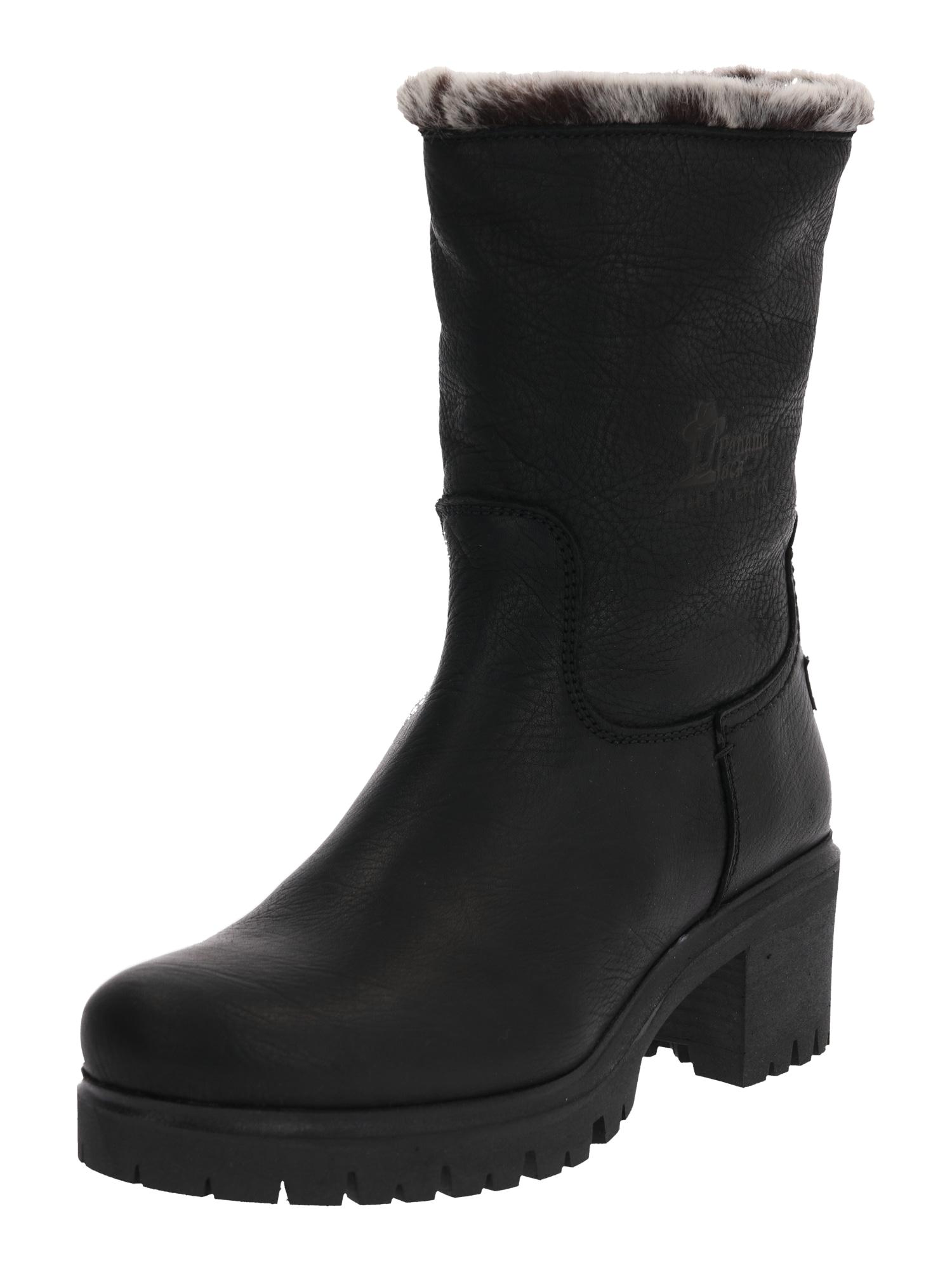 PANAMA JACK Auliniai batai juoda