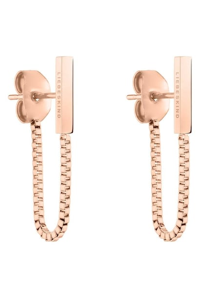 Ohrringe für Frauen - Ohrstecker 'LJ 0463 E 30' › liebeskind berlin › rosegold  - Onlineshop ABOUT YOU