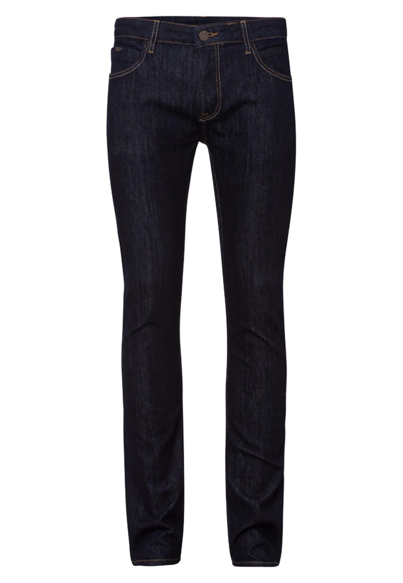 Džíny Johnny tmavě modrá Cross Jeans
