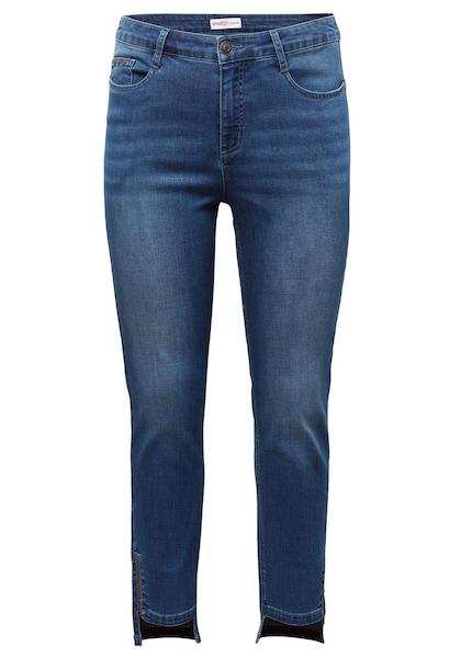 Hosen - Jeans 'Sheego' › SHEEGO › blue denim  - Onlineshop ABOUT YOU