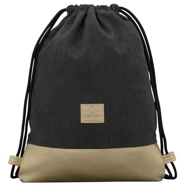 Sporttaschen für Frauen - Turnbeutel 'Luke' › Johnny Urban › beige anthrazit  - Onlineshop ABOUT YOU