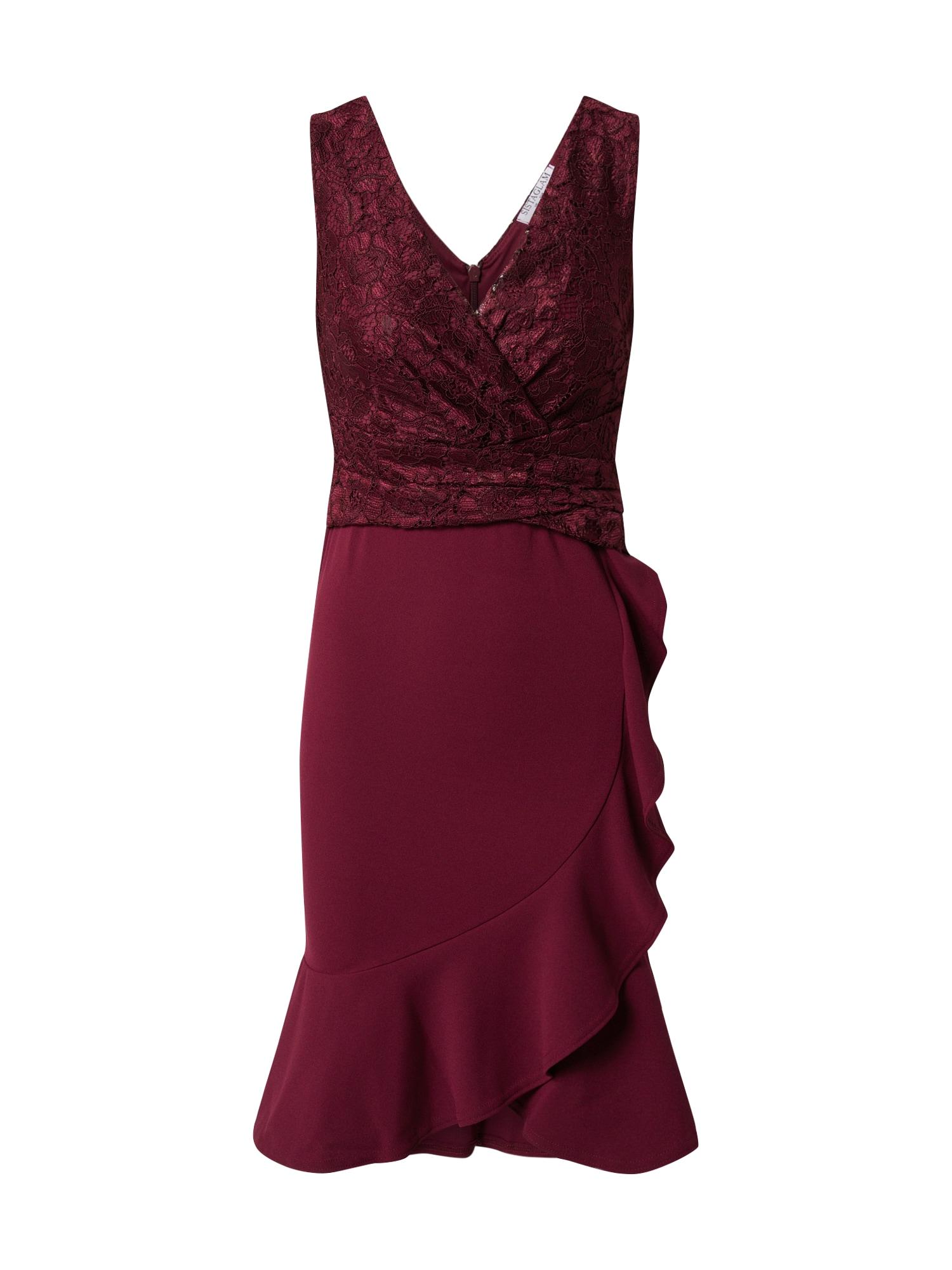 Sistaglam Kokteilinė suknelė
