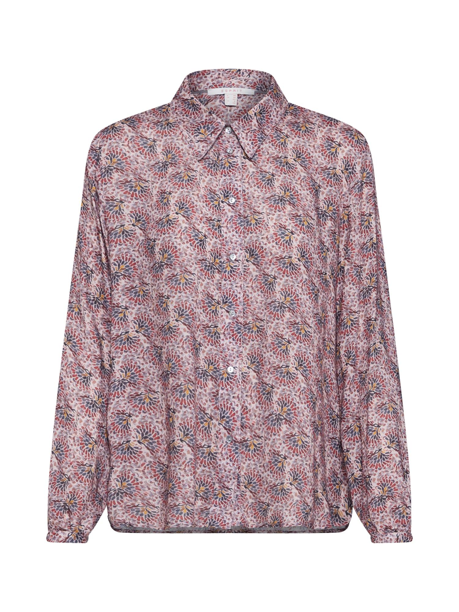 ESPRIT Palaidinė purpurinė / rožių spalva