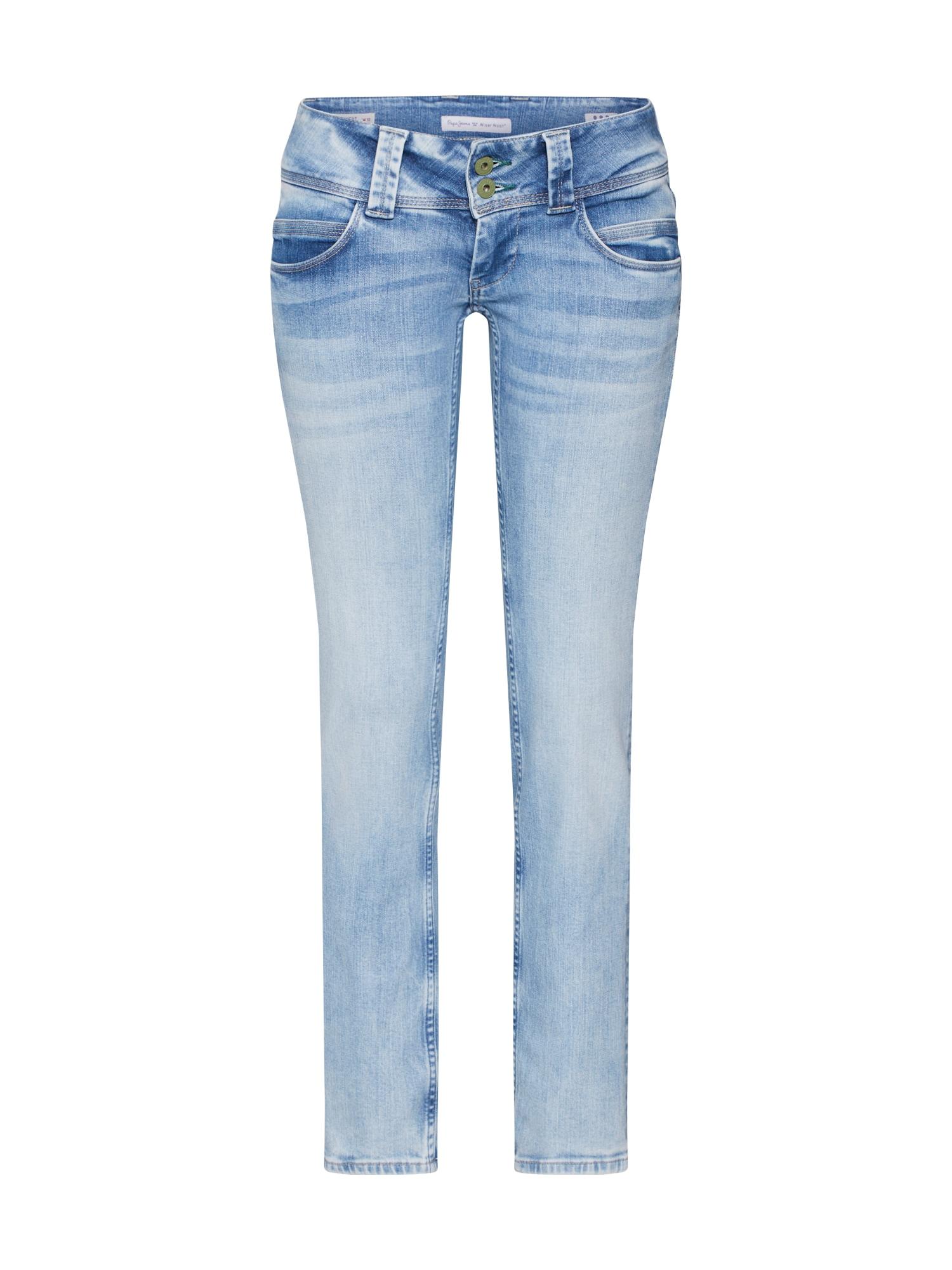 Pepe Jeans Džíny 'Venus'  modrá džínovina