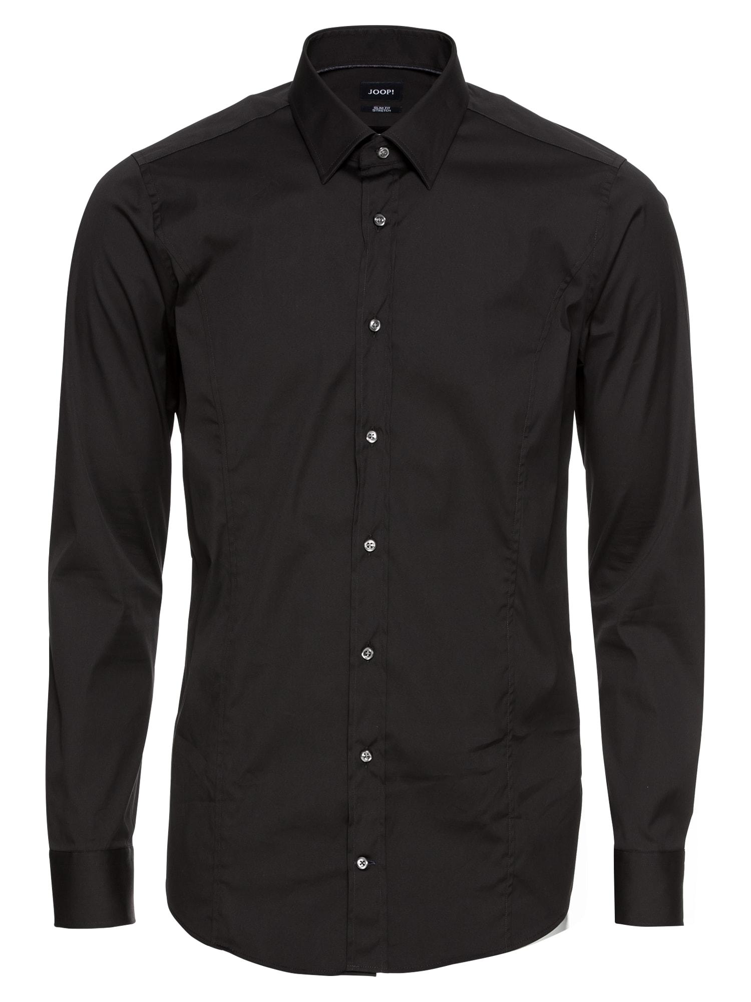Společenská košile 17 JSH-11Victor 10000629 černá JOOP!