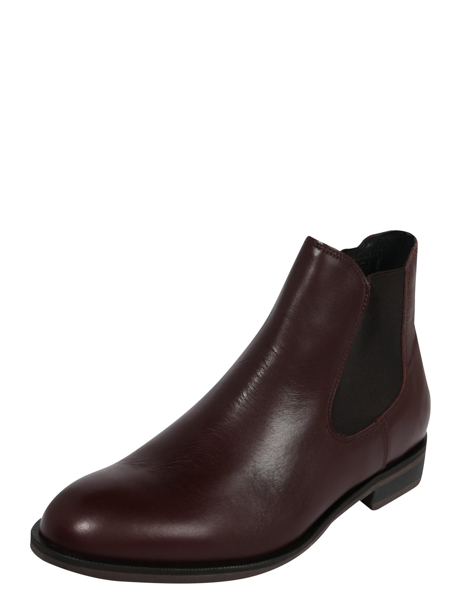 """SELECTED HOMME """"Chelsea"""" batai kaštoninė spalva / tamsiai ruda"""