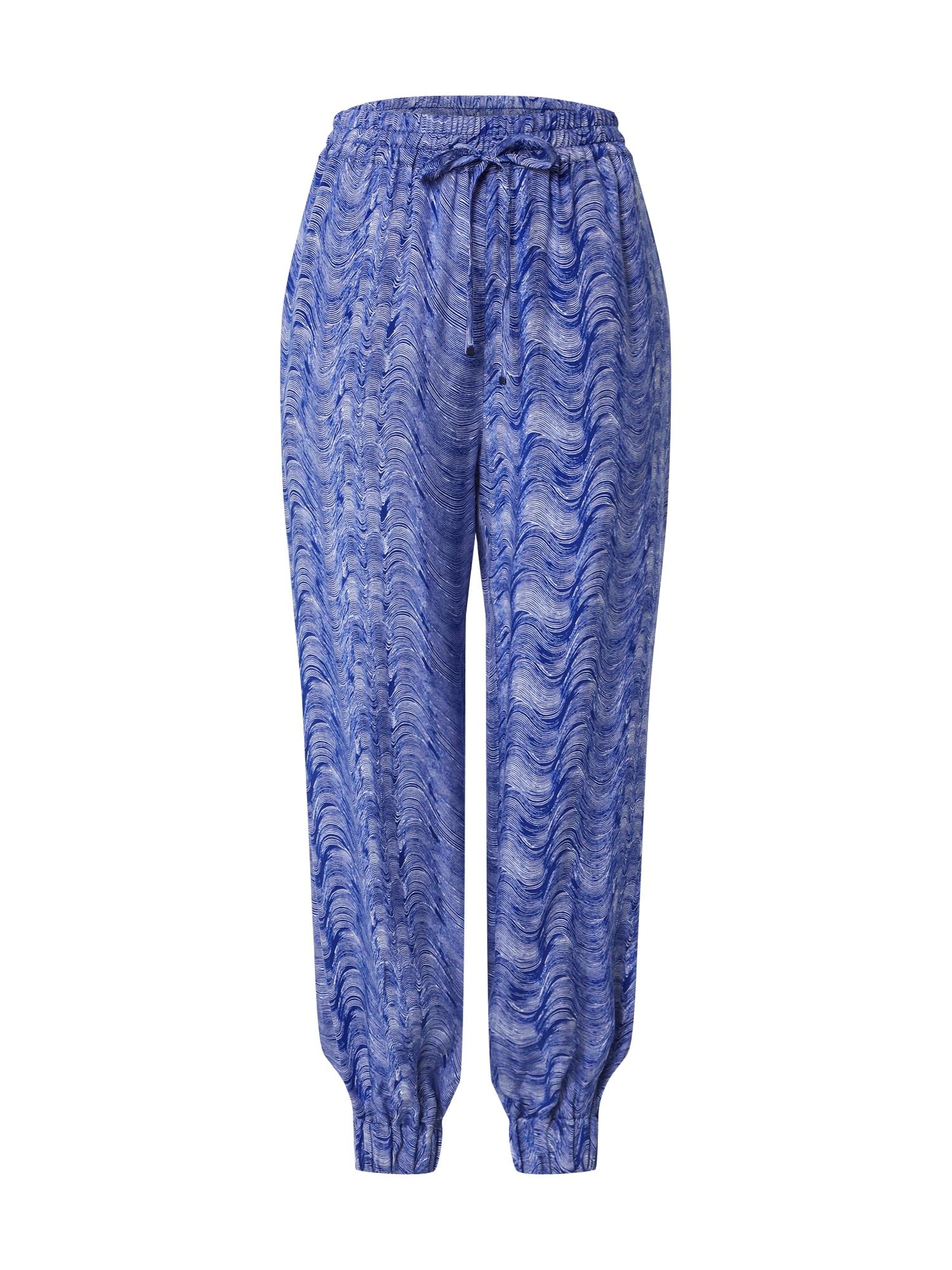 MAX&Co. Hareminės kelnės 'DITTA' mėlyna