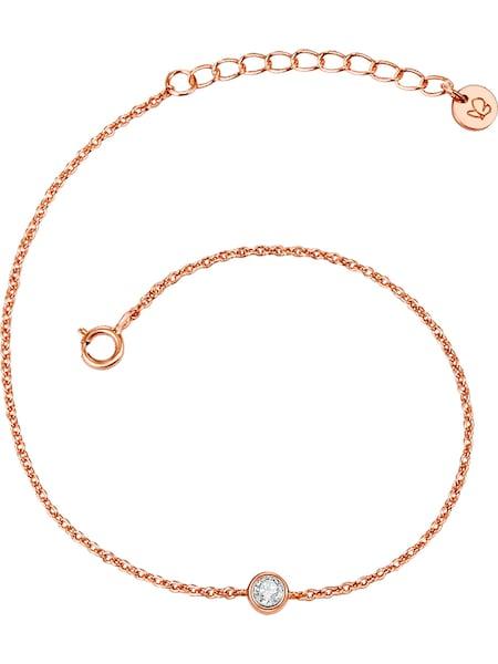 Armbaender für Frauen - Glanzstücke München Armband rosegold transparent  - Onlineshop ABOUT YOU