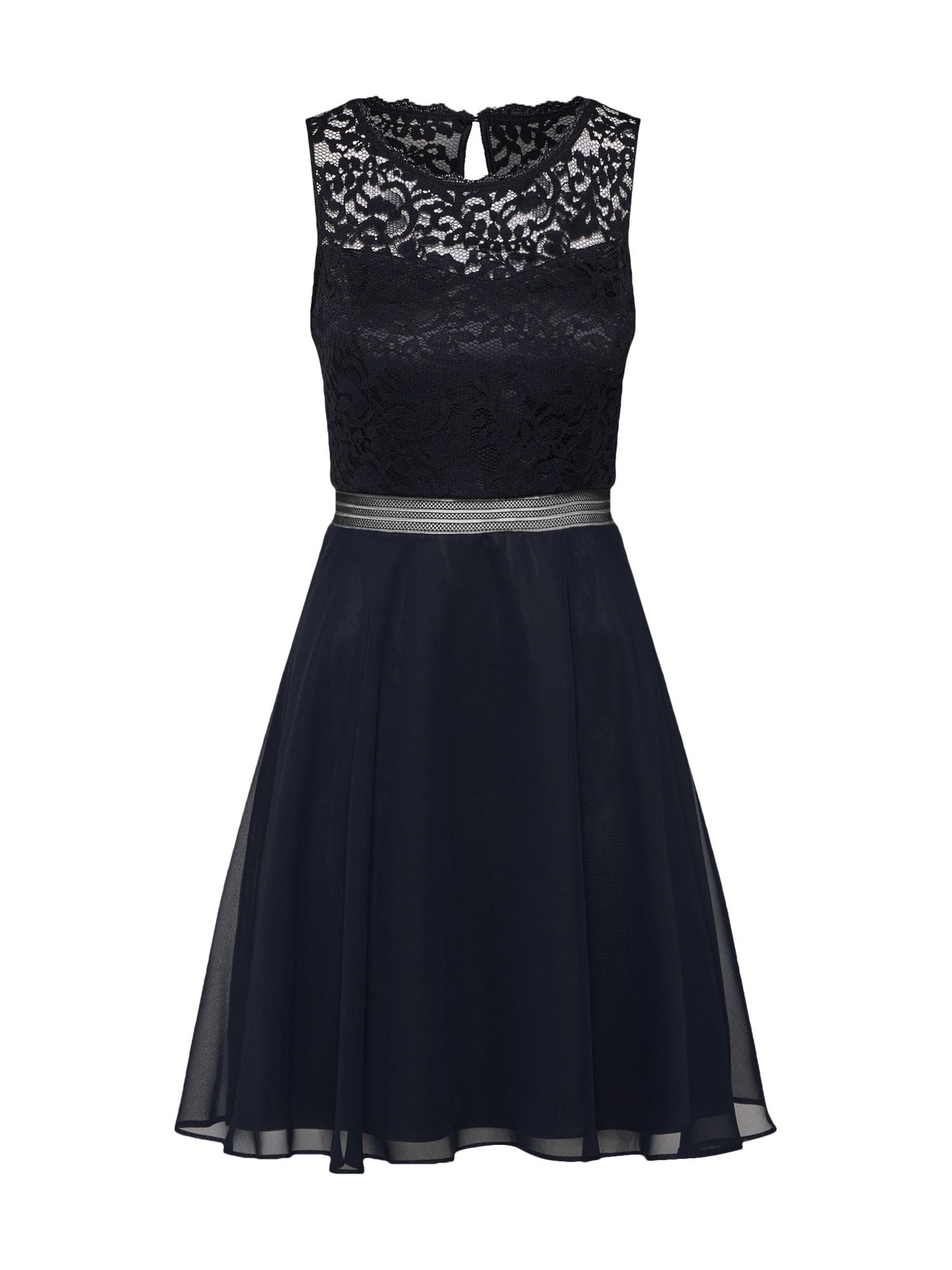 Koktejlové šaty noční modrá VM Vera Mont