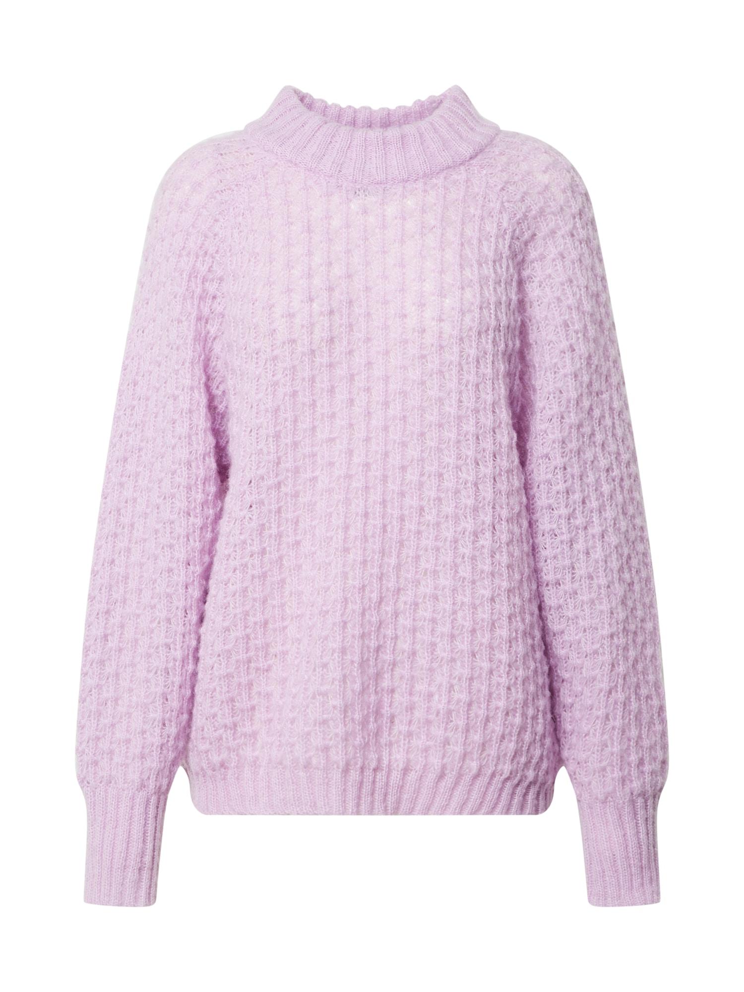 FRNCH PARIS Megztinis pastelinė violetinė