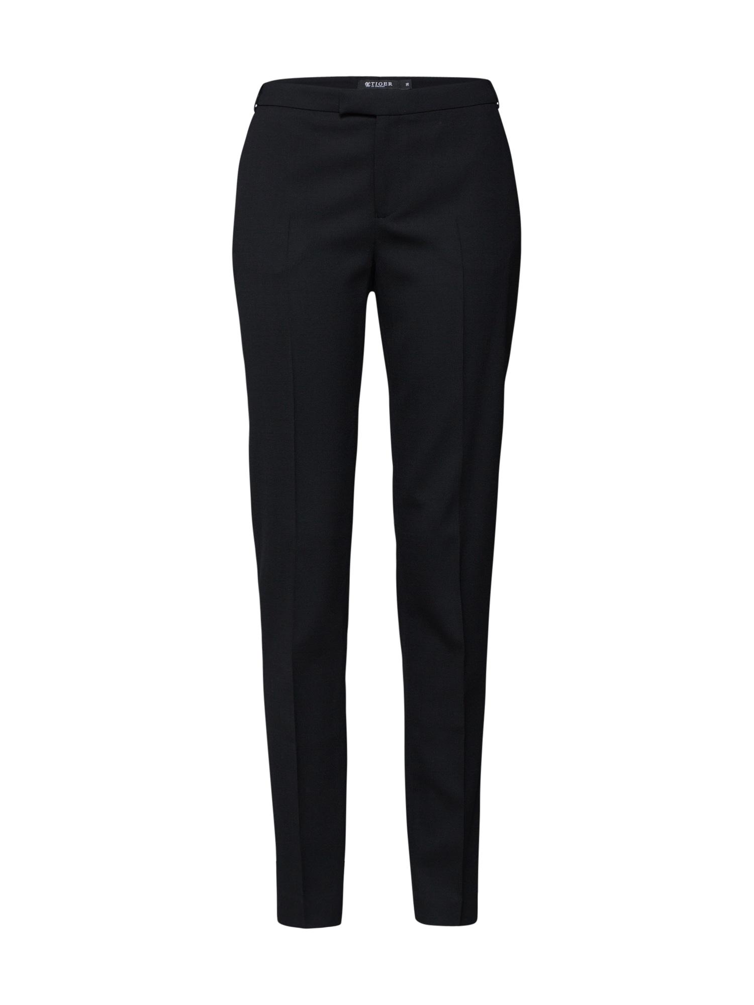 Kalhoty s puky LOVANN černá Tiger Of Sweden