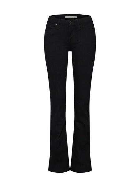 Hosen für Frauen - LEVI'S Jeans '715™ BOOTCUT' schwarz  - Onlineshop ABOUT YOU
