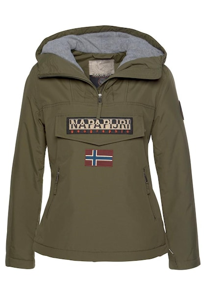 Jacken für Frauen - NAPAPIJRI Jacke 'Rainforest' khaki  - Onlineshop ABOUT YOU