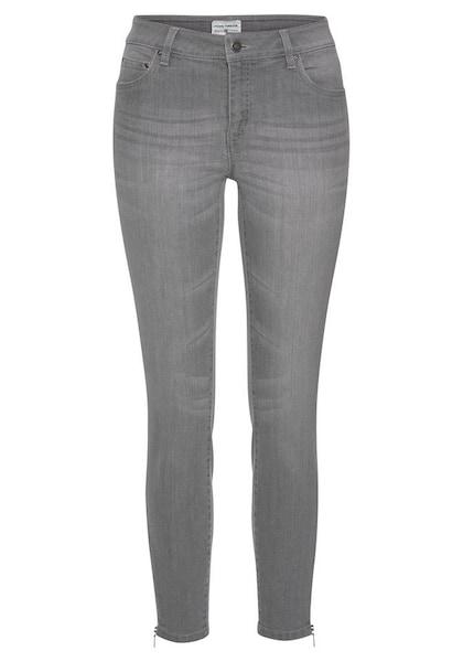Hosen für Frauen - Jeans › Tom Tailor Polo Team › grau  - Onlineshop ABOUT YOU