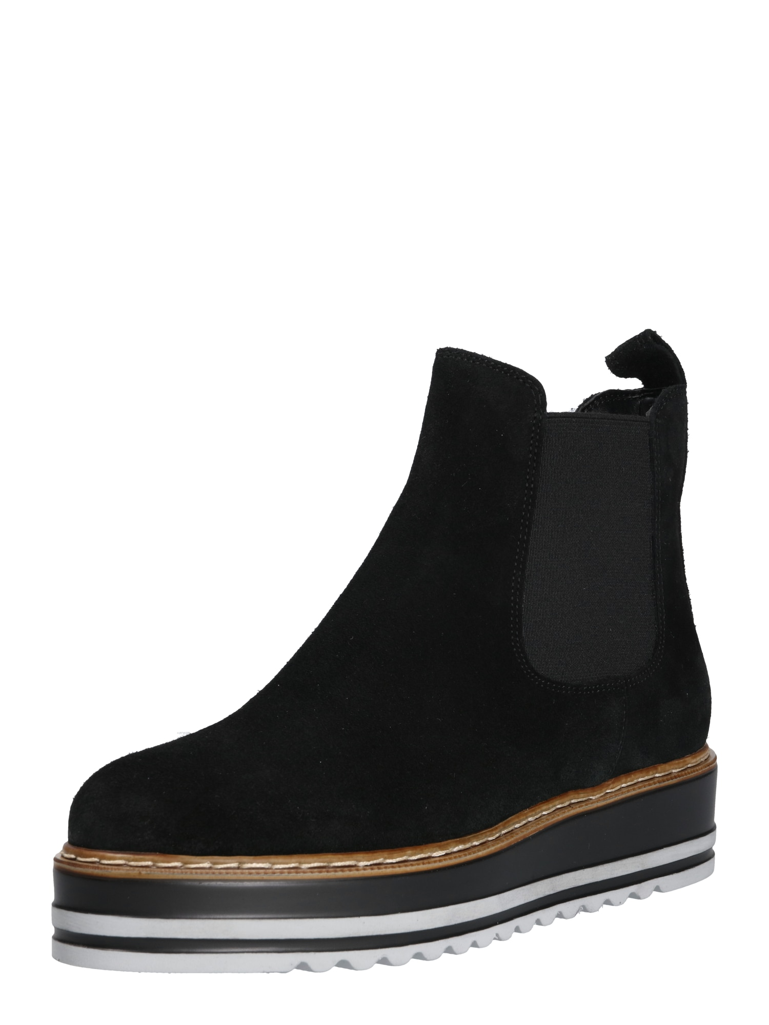 Chelsea boty PRIMO černá Dune LONDON