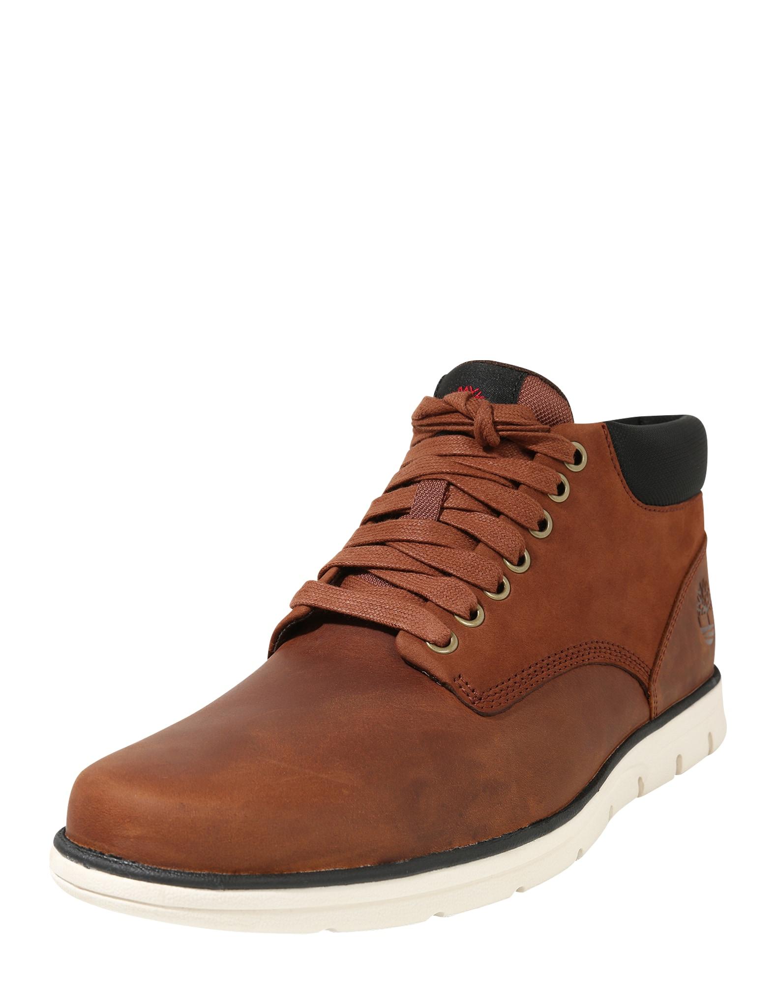 Sportovní šněrovací boty Bradstreet Chukka hnědá TIMBERLAND