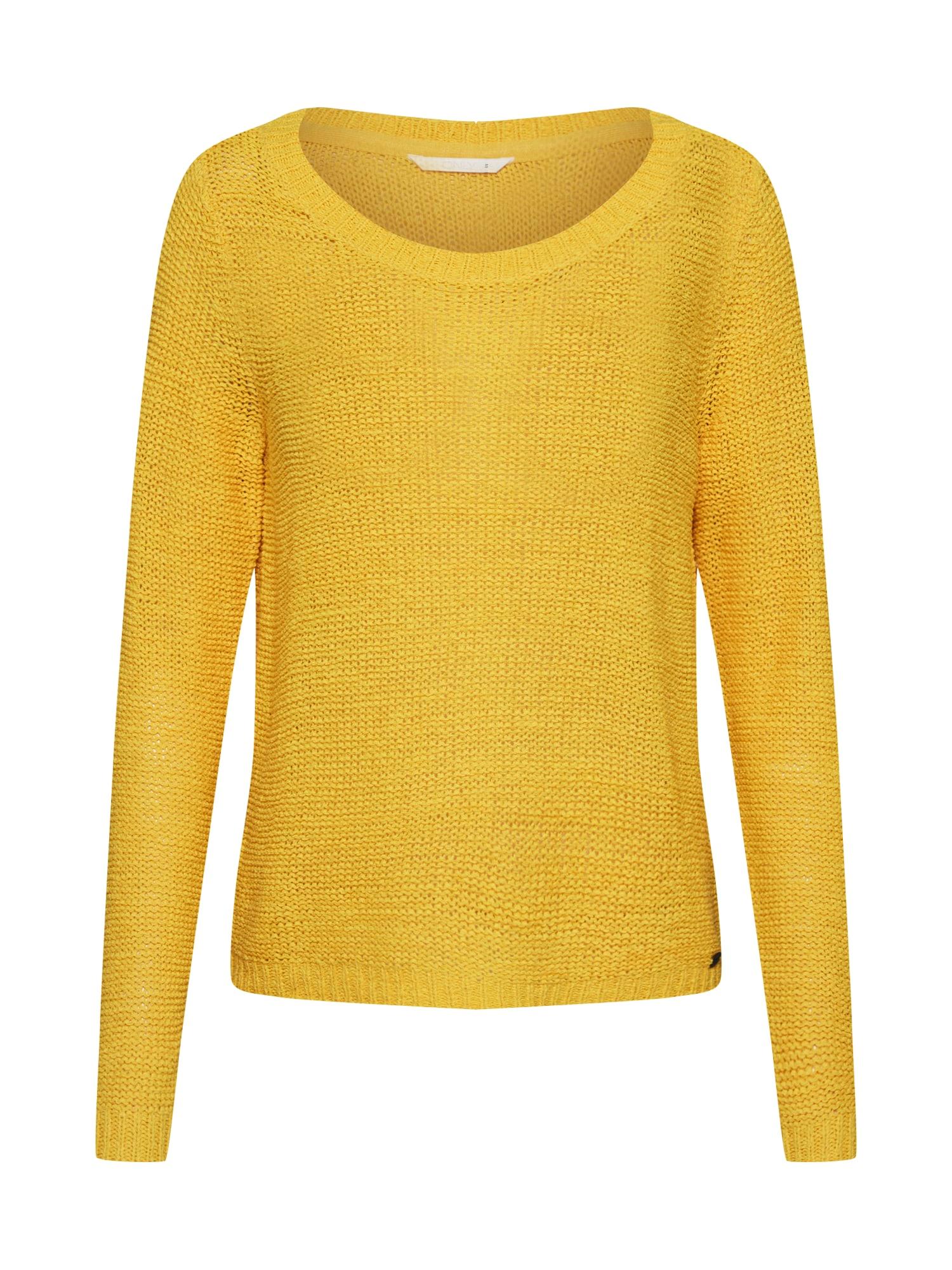 ONLY Sveter 'Onlgeena'  žlté
