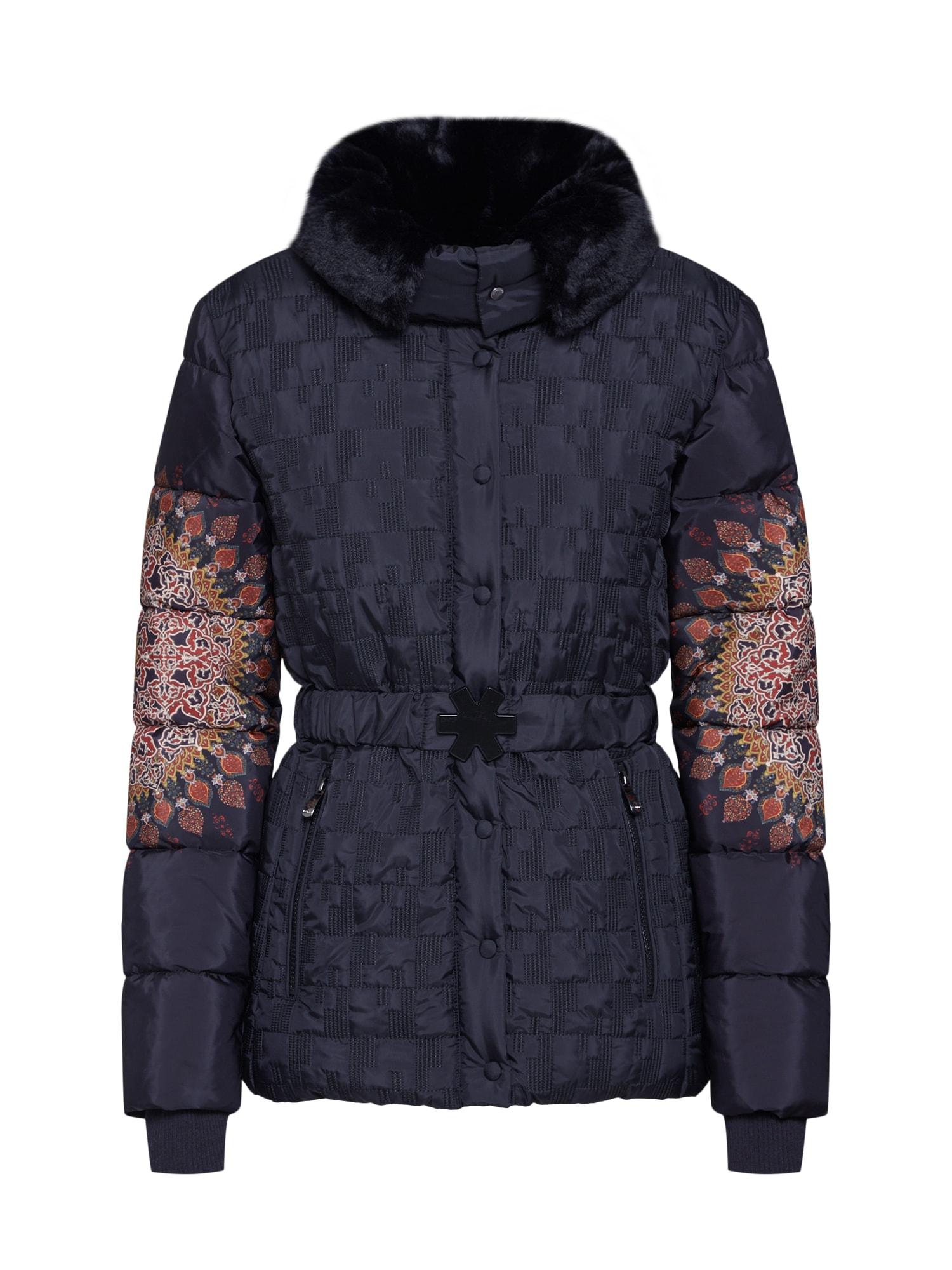 Desigual Žieminė striukė 'PADDED_AGGU' juoda
