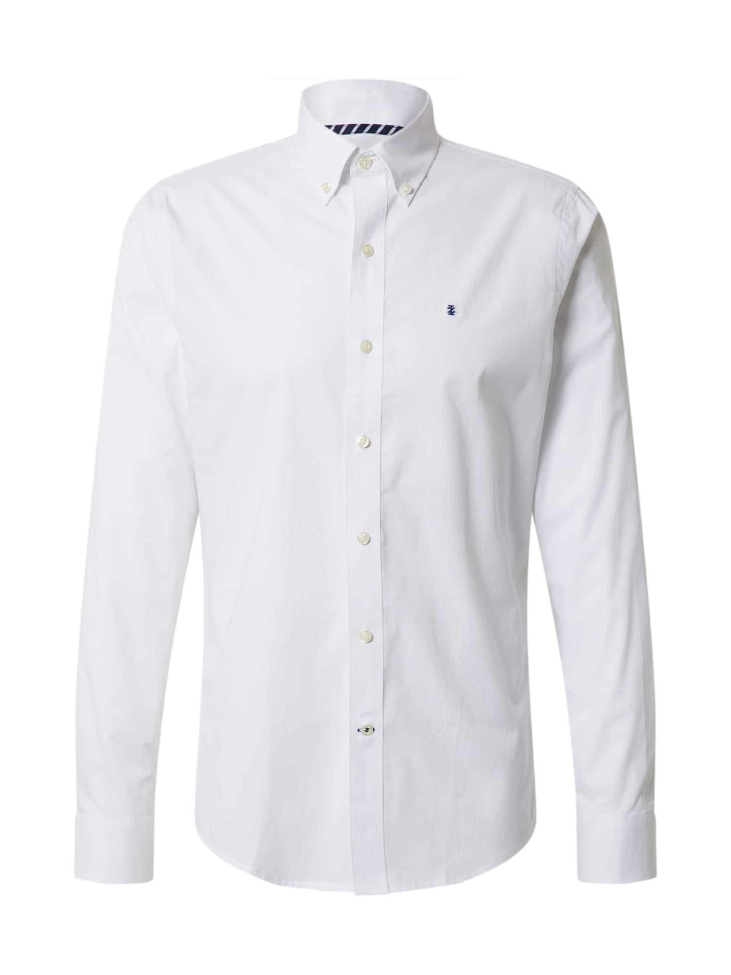 IZOD Marškiniai balkšva