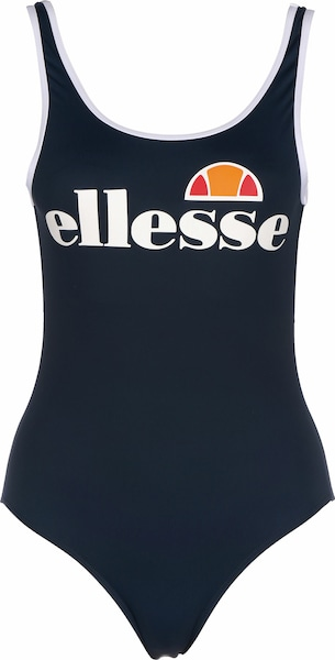 Bademode - Badeanzug › Ellesse › rot kobaltblau weiß orange  - Onlineshop ABOUT YOU