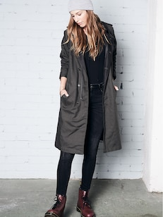Trench Style