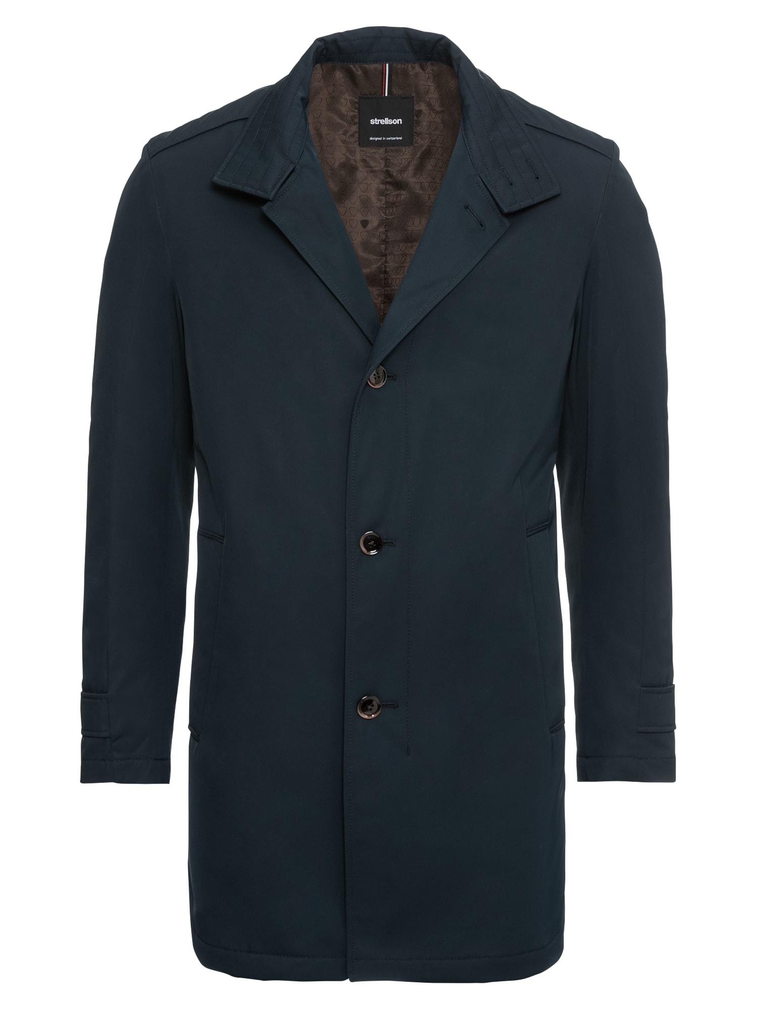 Přechodný kabát noční modrá STRELLSON