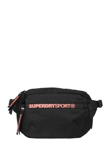 Sporttaschen für Frauen - Superdry Sport Tasche schwarz  - Onlineshop ABOUT YOU